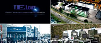 Aktualny materiał filmowy o TELDAT i jego wyrobach