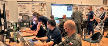 Czternasty raz System Systemów JAŚMIN odniósł sukces na wszystkich poziomach dowodzenia i łączności podczas największego ćwiczenia interoperacyjności bojowej NATO CWIX 2021