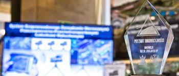 Kolejna nagroda przyznana przez MON za rozwój innowacyjnych technologii obronnych