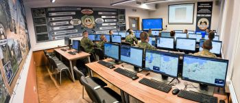 A key milestone in the development of HMS C3IS JASMINE training system of training and users staff