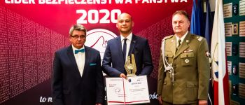 TELDAT awarded three times in the State Security Leader 2020 competition
