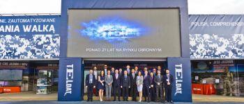 Wielowymiarowy sukces TELDAT na MSPO 2018