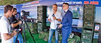 Media about TELDAT during MSPO in Kielce etc.