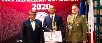 TELDAT trzykrotnie nobilitowany w konkursie Lider Bezpieczeństwa Państwa 2020